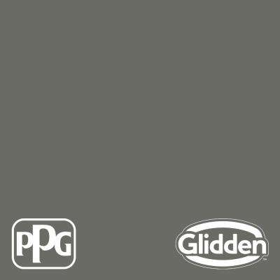 Glidden Premium 5 Gal Ppg1009 6 Armory Flat Interior Latex Paint Ppg1009 6p 05f The Home Depot