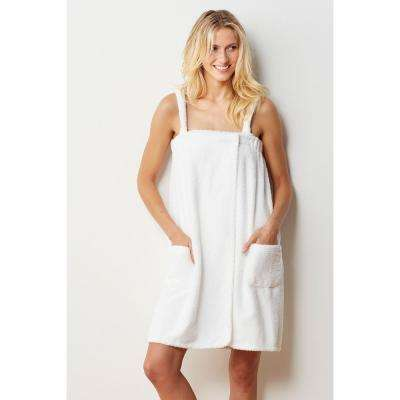 Sterling Supima Cotton Women's Bath Wrap
