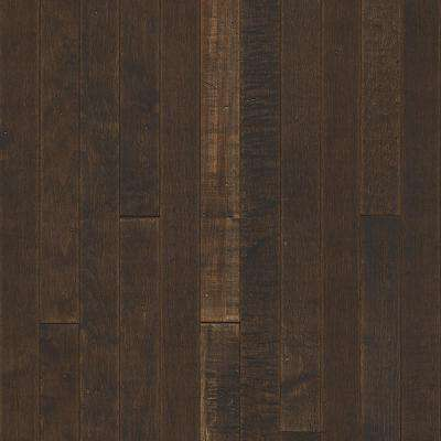 Vintage Farm Tavern Brown Maple 3/4 in. T x 2-1/4 in. Wide x Varying Length Solid Hardwood Flooring (20 sq. ft. / case)