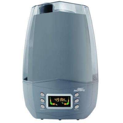 1.5 Gal. Clean Mist Smart Humidifier - Platinum