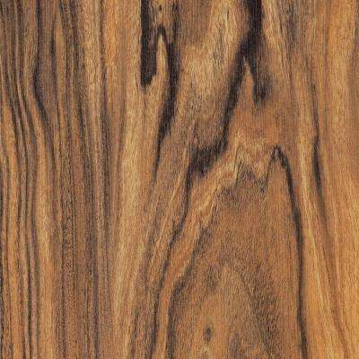 Hawaiian Tigerwood 10 mm Thick 7-9/16 in. Wide x 50-5/8 in. Length Laminate Flooring (21.30 sq. ft. / case)