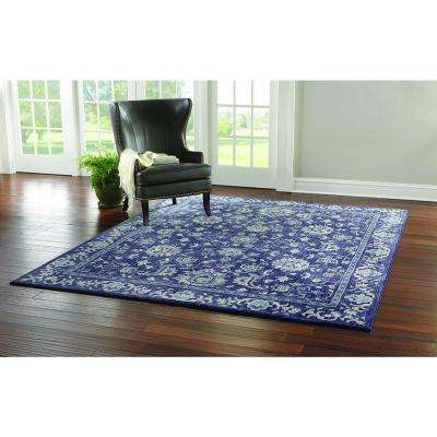 Jackson Indigo 10 ft. x 13 ft. Indoor Area Rug