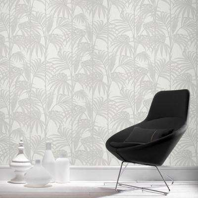 White Ice Honolulu Removable Wallpaper