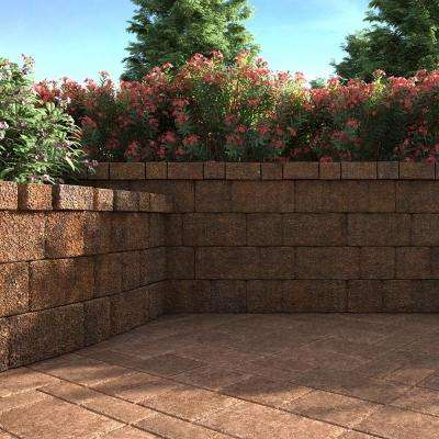 ProMuro 6 in. x 18 in. x 12 in. Winter Blend Concrete Retaining Wall Block (40 Pcs. / 30 Face ft. / Pallet)