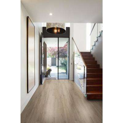 Woodland Urban Oak 7 in. x 48 in. Luxury Vinyl Plank Flooring (23.8 sq. ft. / case)