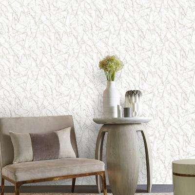 Gold Splatter Removable Wallpaper