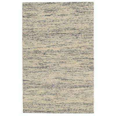 Sterling Silver 4 ft. x 6 ft. Area Rug