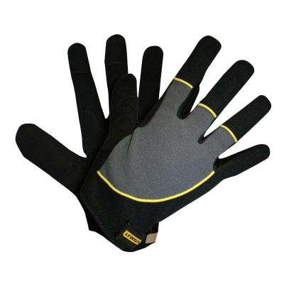 Prodex High Dexterity Short Cuff Synthetic Leather Medium Glove