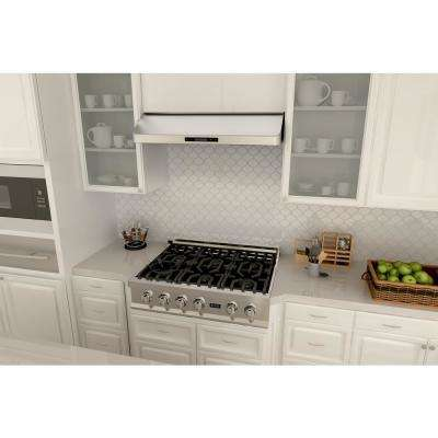 ZLINE 30 in. 900 CFM Under Cabinet Range Hood in Stainless Steel