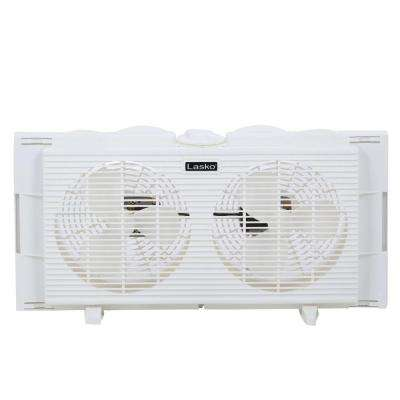 7 in. Twin Window Fan