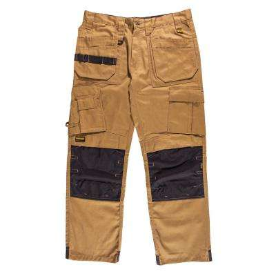 ProTradesman Men's Polyester/Cotton/Elastane Heavy Duty Stretch Work Pant