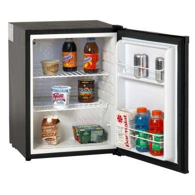 2.2 cu. ft. Mini Fridge in Black