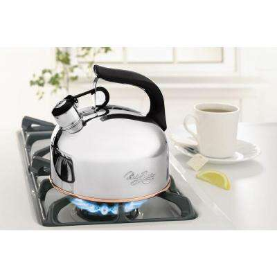 Classic 9.32-Cup Whistling Tea Kettle