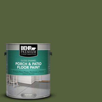 1 gal. #S360-7 Down To Earth Gloss Porch and Patio Floor Paint