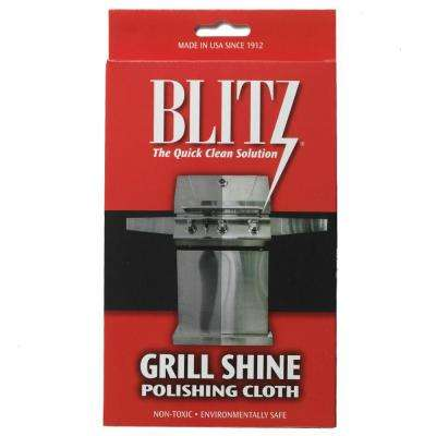 Grill Shine Polishing Cloth