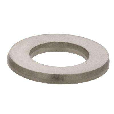 6 mm Stainless-Steel Metric Flat Washer (3-Pieces)