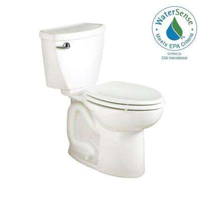 Cadet 3 FloWise 2-piece 1.28 GPF High Efficiency Elongated Toilet in White