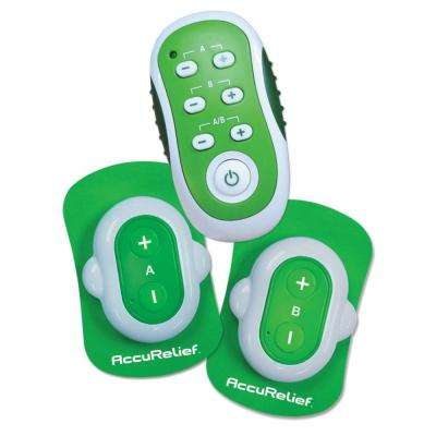 AccuRelief Wireless TENS Pain Relief System