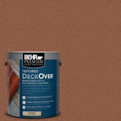 1-gal. #SC-122 Redwood Wood and Concrete Coating