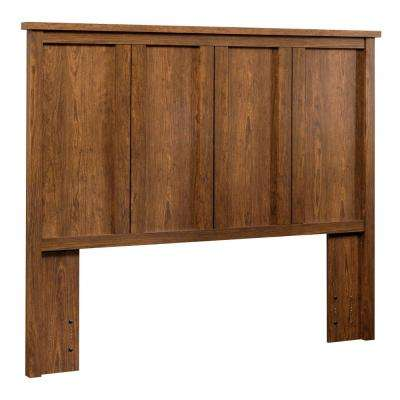 Cannery Bridge Collection Full/Queen-Size Headboard in Milled Cherry