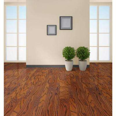 HS Distressed Arleta Oak 3/8 in. T x 3-1/2 in. and 6-1/2 in. W x Varying Length Click Lock Hardwood (26.25 sq.ft. /case)