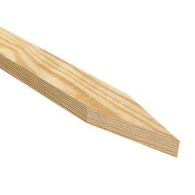 3 ft. Pine Grade Stake (50-Pack)