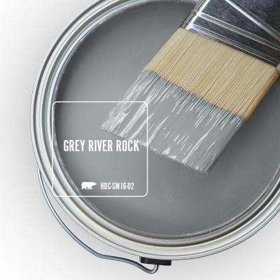 Home Decorators Collection HDC-SM16-02 River Rock Grey Paint