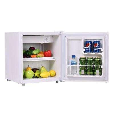 1.7 cu. ft. Mini Fridge Small Freezer Cooler Fridge Compact Unit in White