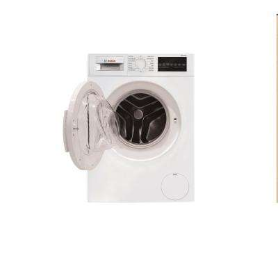 300 Series 24 in. 2.2 cu. ft. White High-Efficiency Front Load Compact Washer, ENERGY STAR