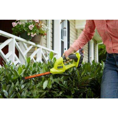 ONE+ 18-Volt Lithium-Ion Cordless Grass Shear and Shrubber Trimmer - Battery and Charger Not Included