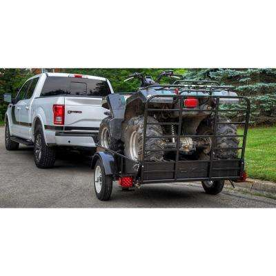 1295 lbs. Capacity 4 ft. x 6 ft. Flatbed Trailer
