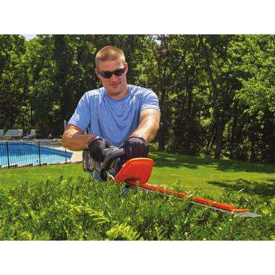 24 in. 60-Volt MAX Lithium-Ion Cordless POWERCUT Hedge Trimmer with 1.5Ah Battery and Charger Included