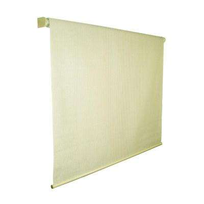 Sesame Cordless Exterior Roller Shade - 96 in. W x 72 in. L