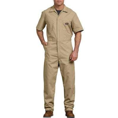 Men's Short Sleeve Coverall