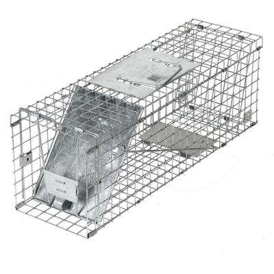 Medium Collapsible 1-Door Live Animal Cage Trap