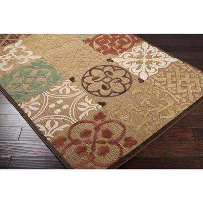 Veracruz Natural 3 ft. x 8 ft. Runner Rug
