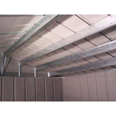 10 ft. x 6 ft. to 10 ft. x 10 ft. Galvanized Steel Roof Strengthening Kit for Shed