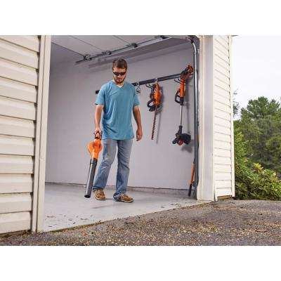 22 in. 20-Volt Max Lithium-Ion Cordless Hedge Trimmer with Bonus Blower Kit
