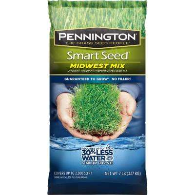 Smart Seed 7 lb. Midwest Mix Grass Seed