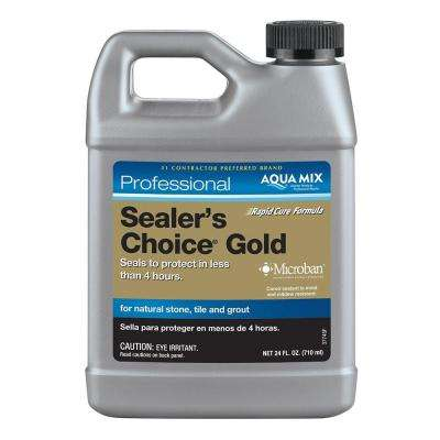 Aqua Mix Sealer's Choice Gold 24 oz. Penetrating Sealer
