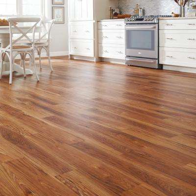 High Point Chestnut 6 in. x 36 in. Luxury Vinyl Plank Flooring (24 sq. ft. / case)