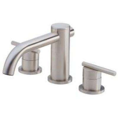Parma 2-Handle Roman Tub without Personal Spray Trim Only in Brushed Nickel (Valve Not Included)