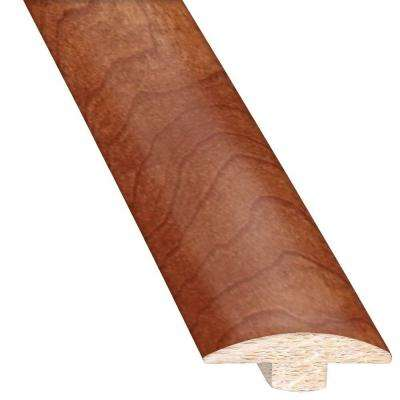 Birch American Tandooi 5/8 in. Thick x 2 in. Wide x 78 in. Length Hardwood T-Molding