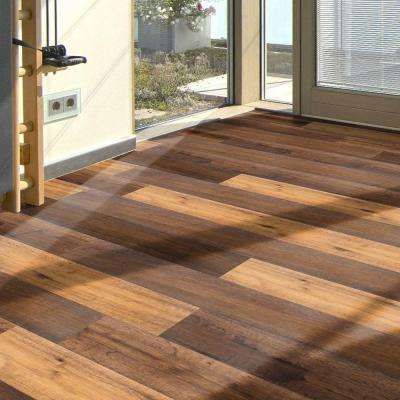 Arizona Oak 19/32 in. Thick x 7-31/64 in. Wide x 74-51/64 in. Length Engineered Hardwood Flooring (23.31 sq. ft. / case)