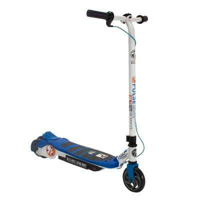 GRT-11 Electric Scooter in Royal Blue