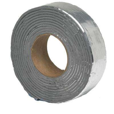 E/O 2 in. x 15 ft. Foam and Foil Pipe Wrap Insulation Tape