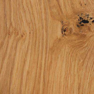 Wire Brushed Barrington Oak 3/8 in. x 3-1/2 in. and 6-1/2 in. x Varying Length Engineered Hardwood Flr (26.25 sq.ft/Cs)