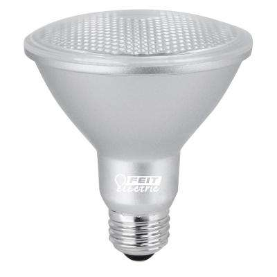 75W Equivalent Warm White (3000K) PAR30S Dimmable Spot LED Light Bulb (Case of 12)