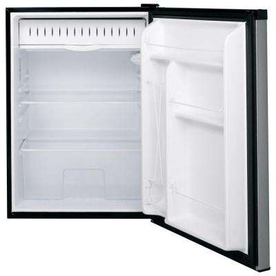 5.6 cu. ft. Mini Refrigerator in Stainless Steel