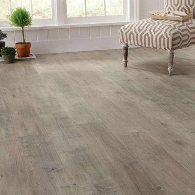 EIR Ashcombe Aged Oak 8 mm Thick x 7-11/16 in. Wide x 50-11/16 in. Length Laminate Flooring (21.63 sq. ft. / case)